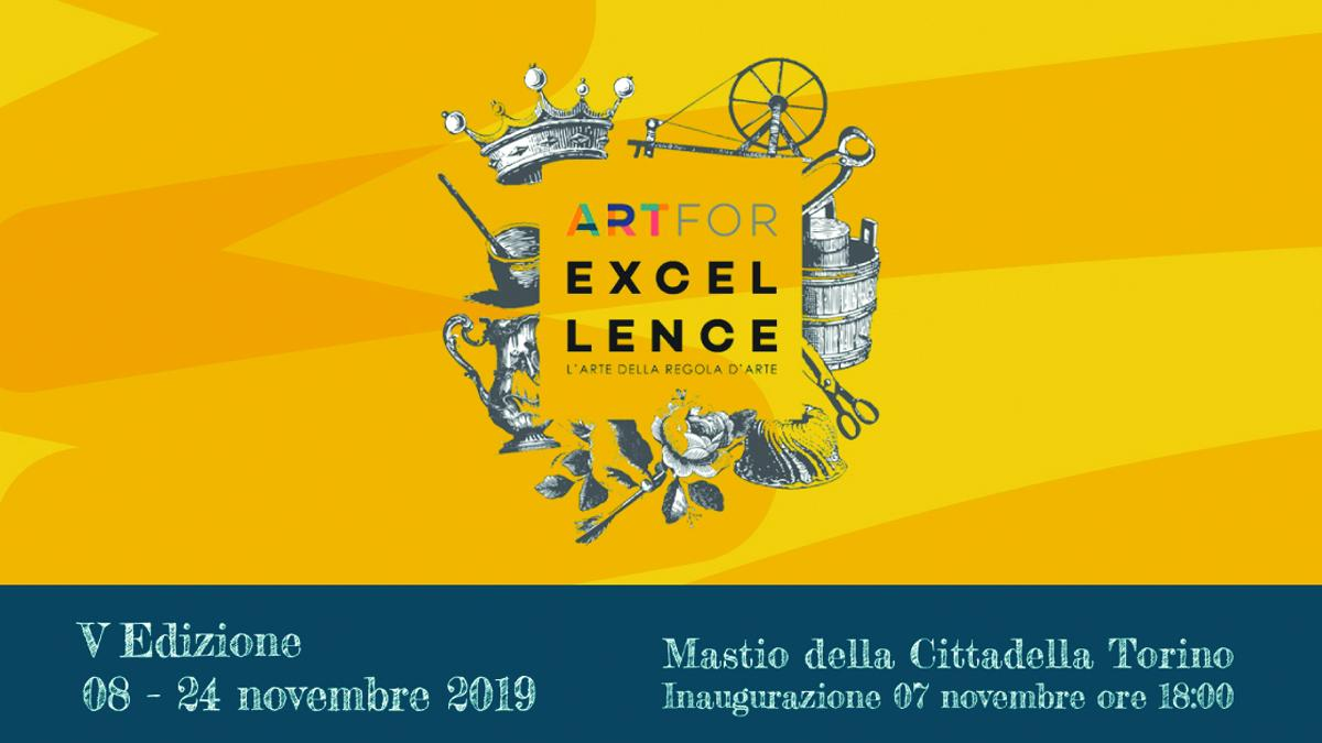 Allemano amongst the companies of excellence for Art for Excellence 2019